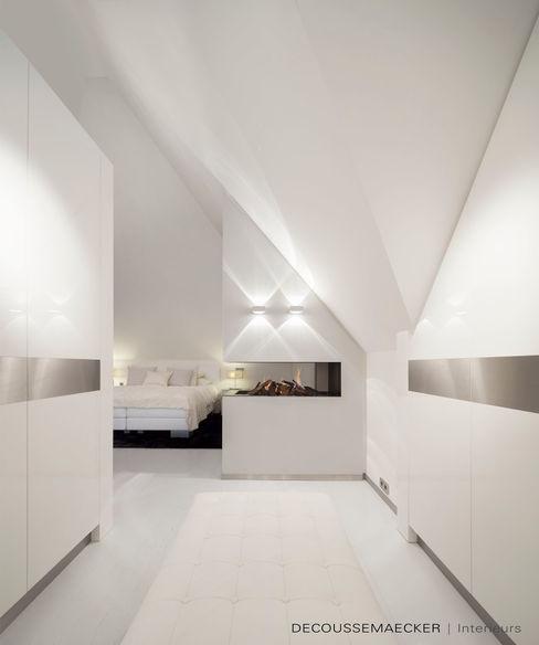 Decoussemaecker Interieurs Minimalist bedroom