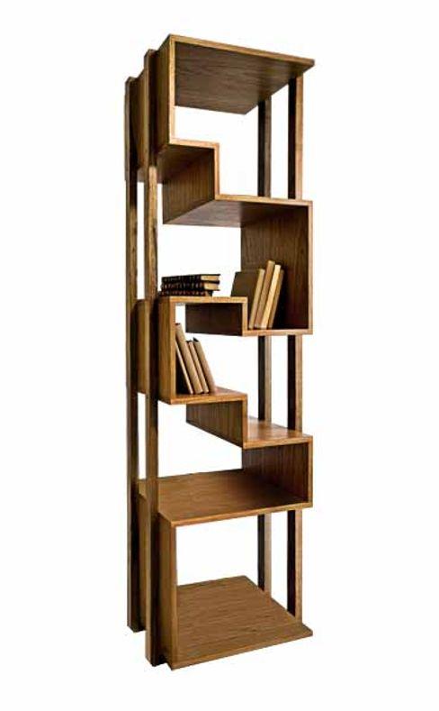Estudio Amélia Tarozzo Living roomShelves