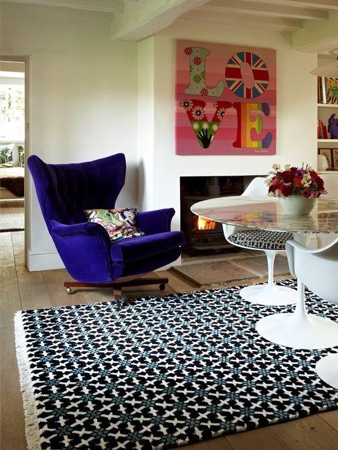 Riad Rug Luku Home SalonAccessoires & décorations