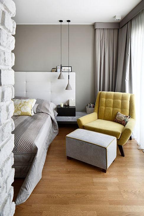 bedroom Esra Kazmirci Mimarlik ChambreEclairage