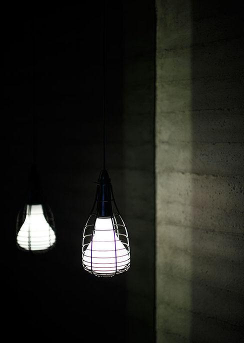 lighting Esra Kazmirci Mimarlik Спальная комната Освещение
