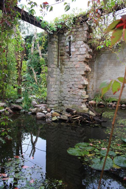 Spuren der Vergangenheit Gartenarchitekturbüro Timm Tropischer Garten