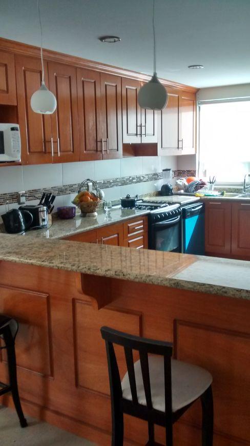Estudio 289 Modern kitchen