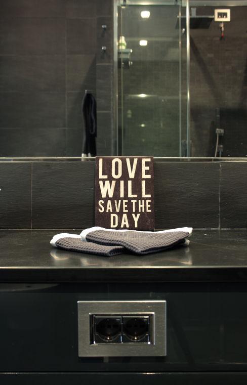 Gaia Brunello   in-photo Banheiros modernos