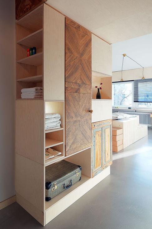 Storage homify Ausgefallene Schlafzimmer