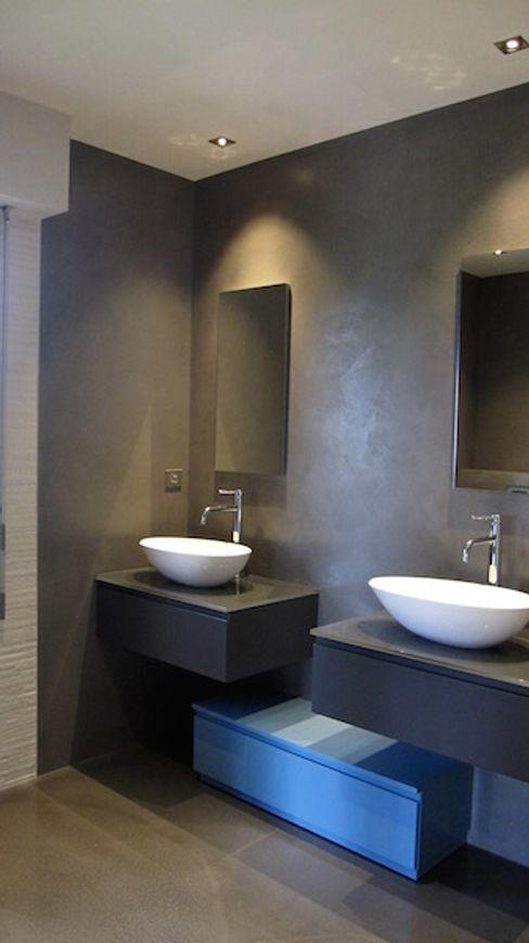 homify Salle de bain minimaliste