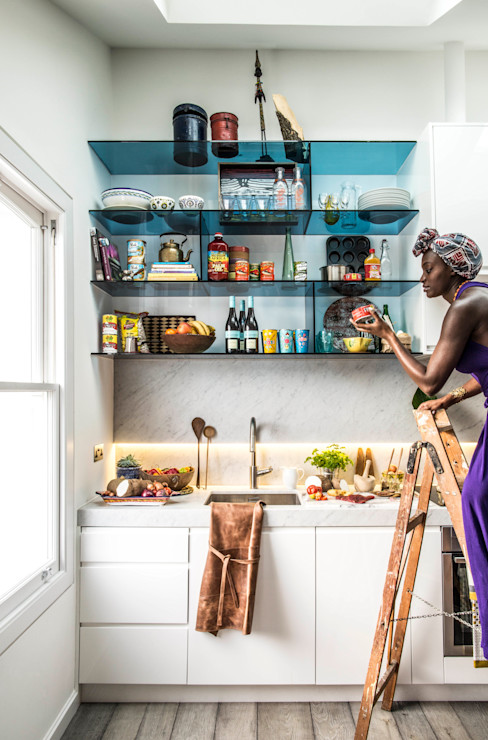 Peponi House STUDIO [D] TALE Kitchen