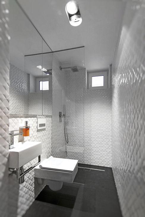 Neostudio Architekci Moderne Badezimmer