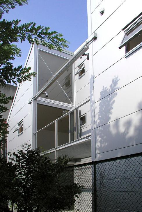 借景の家 充総合計画 一級建築士事務所 ミニマルな 家
