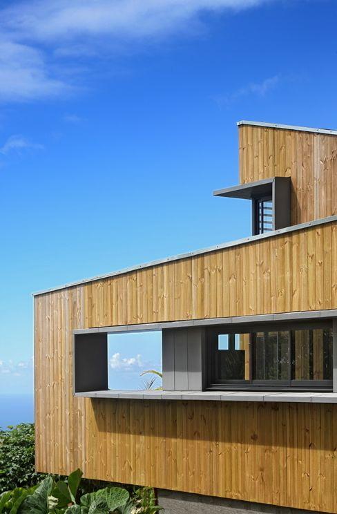 villa PAVARD T&T architecture Maisons tropicales