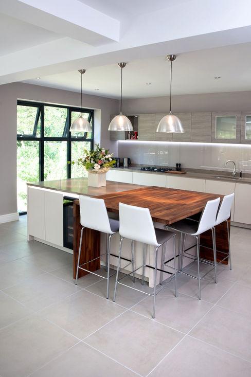 The Drive Haus12 Interiors Modern kitchen