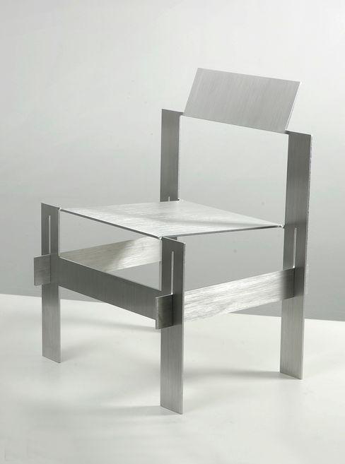 Simpleton Chair Ronen Kadushin EsszimmerStühle und Bänke