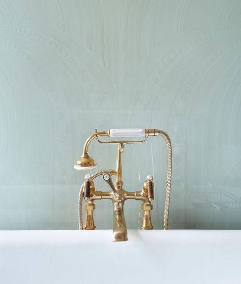 Drummond's Case Study: London Townhouse, Notting Hill Drummonds Bathrooms BathroomFittings