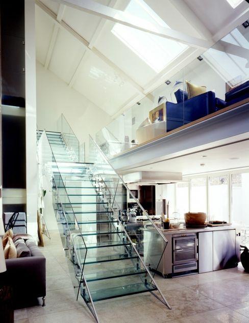 The Art House reForm Architects Коридор