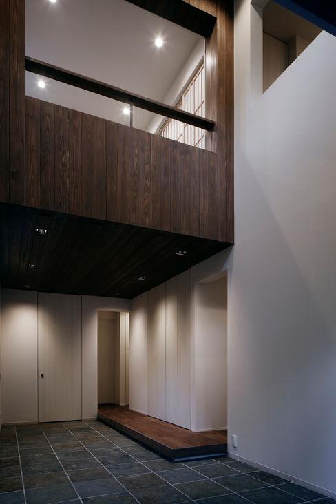 松岡淳建築設計事務所 Moderner Multimedia-Raum