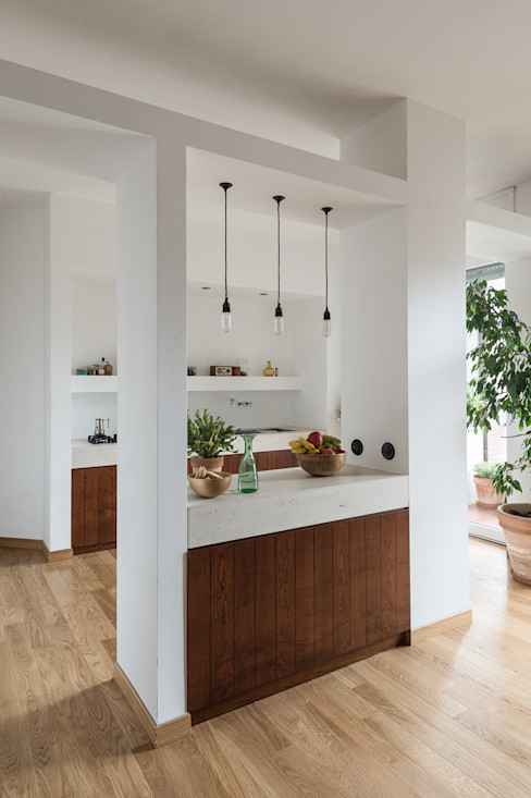 Atelier Blank Cuisine minimaliste