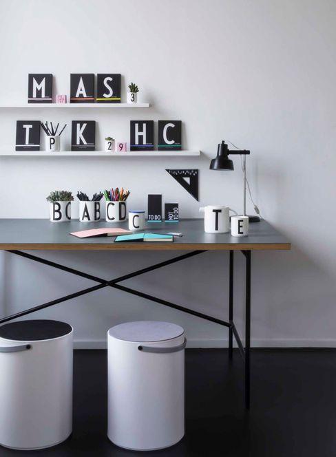 Design Letters Design Letters Scandinavian style study/office