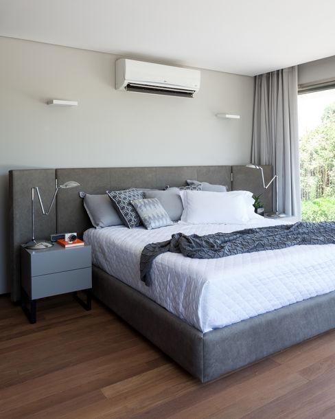 Consuelo Jorge Arquitetos Chambre minimaliste