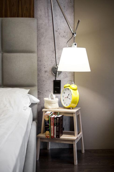 ToTaste.studio Eclectic style bedroom