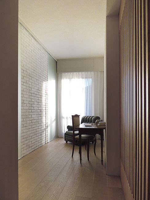© Diego Collini Federica Stagni diegocolliniarchitetto Studio minimalista