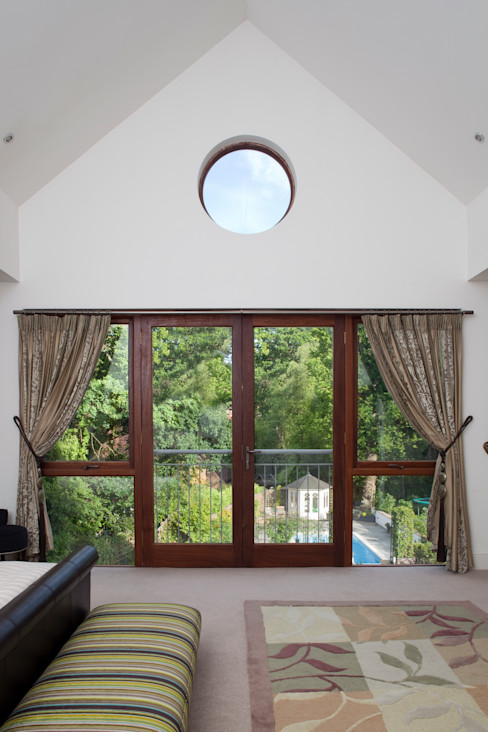 Master Bedroom Dye Tabrett Architects
