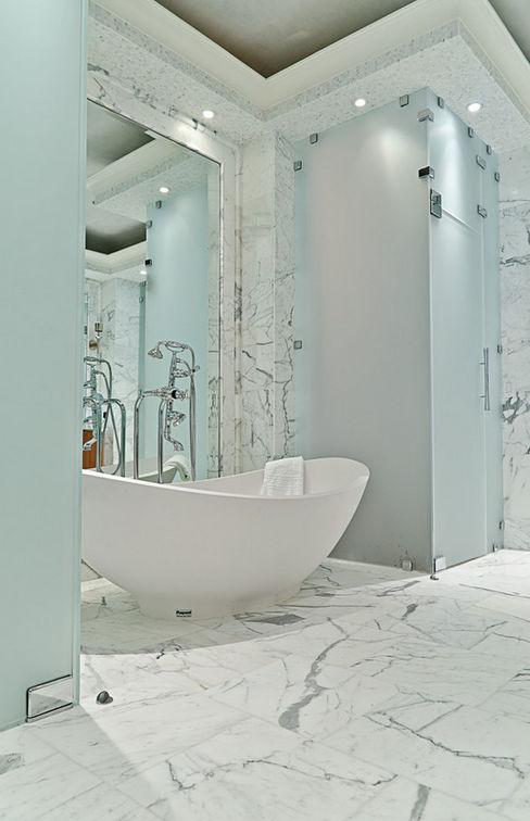 homify Casas de banho minimalistas
