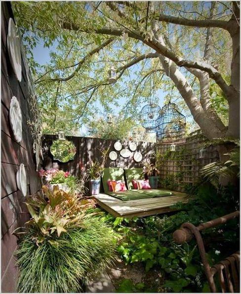 GREENLİNE PEYZAJ Modern garden