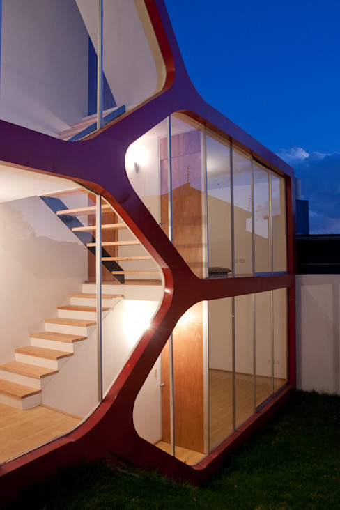 ATZ Living Craft Arquitectos Casas modernas