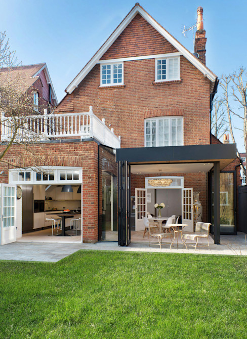 Addison Grove Hamilton King Classic style houses