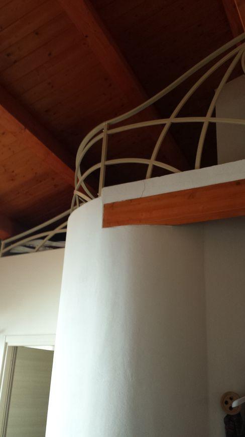 Studio Architettura Arch. Francesca Tronci ระเบียง นอกชานของแต่งบ้านและอุปกรณ์จิปาถะ