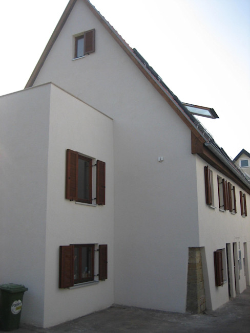 Ansicht Hofseite 2 nachher Kurt R. Hengstler GmbH