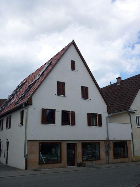 Ansicht Straßenseite nachher Kurt R. Hengstler GmbH