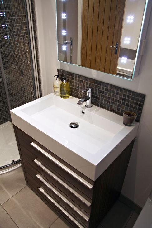 Vanity Unit with soft close drawers Hudson Reed BathroomStorage
