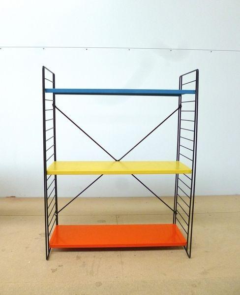 Tomado Floor Standing Shelves Diagonal Furniture مكاتب العمل والدراسةStorage