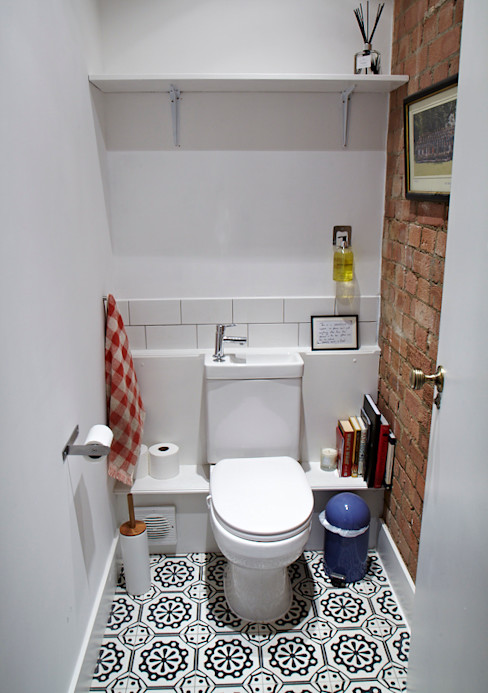 Brilliant Bethnal Green Propia Ванна кімната