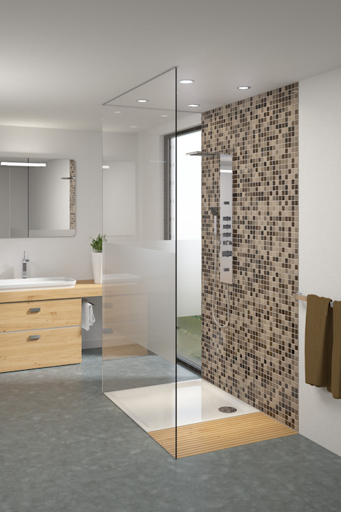 GALATEA GmbH Salle de bainBaignoires & douches