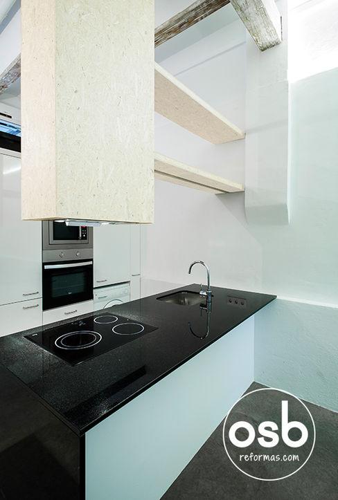 rafa osb arquitectos CocinaEncimeras