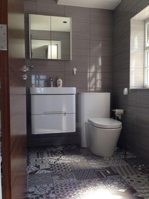 main bathroom Progressive Design London Ванна кімната