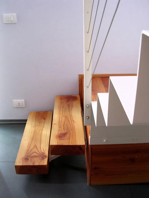 scale Studio Architettura x Sostenibilità Sala da pranzo moderna