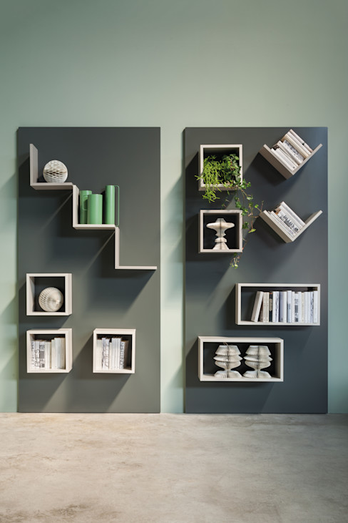 Magnetika system - magnetic shelves Ronda Design HouseholdStorage