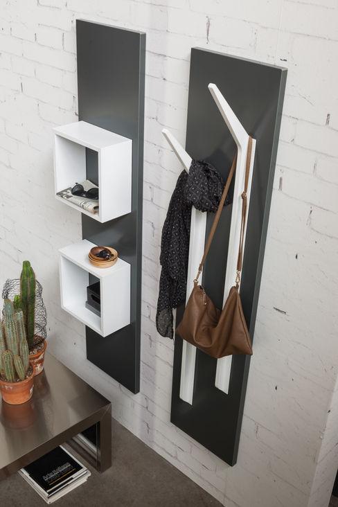 Magnetika system - soluzioni ingresso Ronda Design Ingresso, Corridoio & ScalePortabiti & Guardaroba