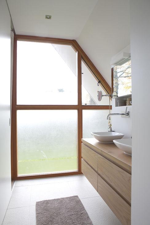 Boks architectuur Ванна кімната
