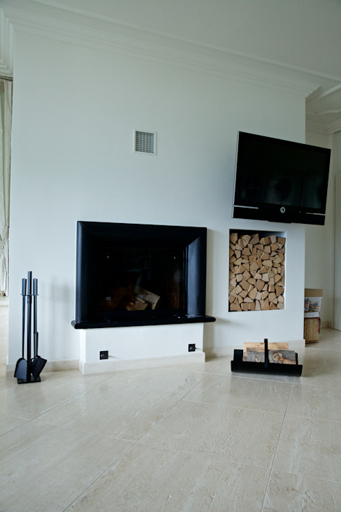 DF Design Mediterranean style living room