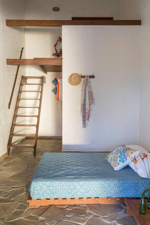 Lucia Manzano Rustic style bedroom