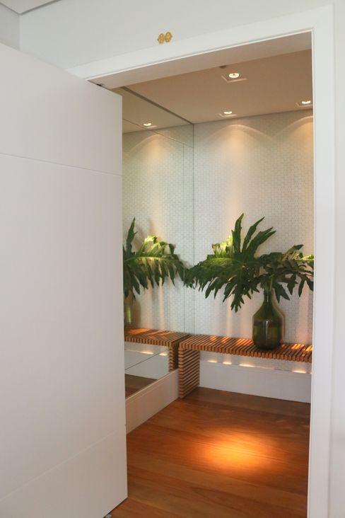 ARK2 ARQUITETURA Modern Living Room