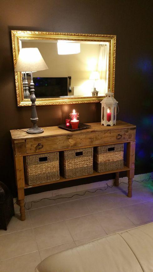 L'Atelier Zora Living roomCupboards & sideboards