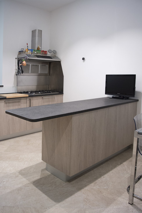Studio di architettura Miletta Cocinas de estilo moderno