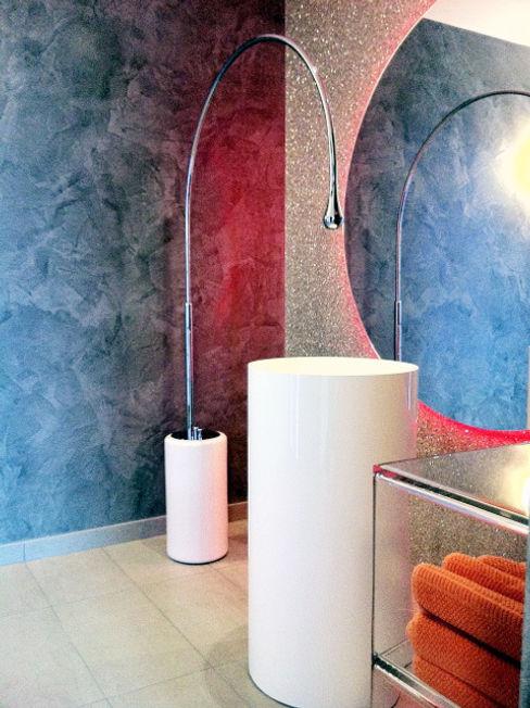 Badeloft - Badewannen und Waschbecken aus Mineralguss und Marmor BathroomSinks Stone White