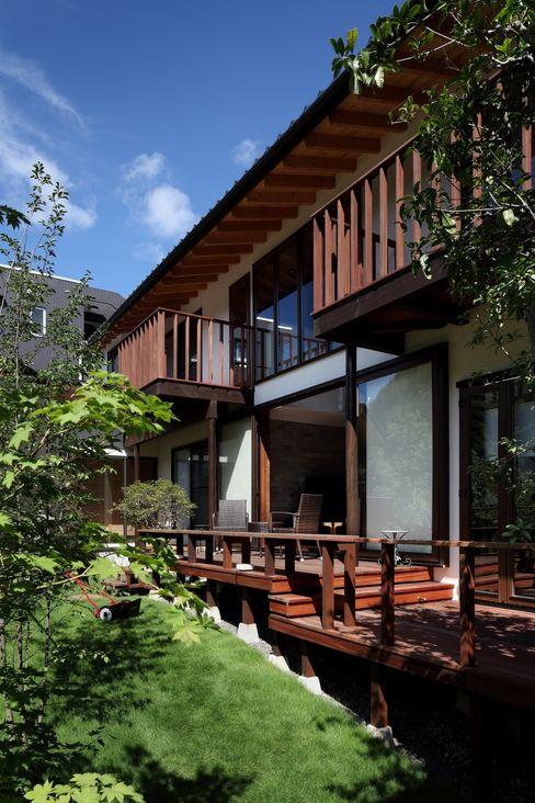 西谷の家 TAMAI ATELIER クラシカルな 家