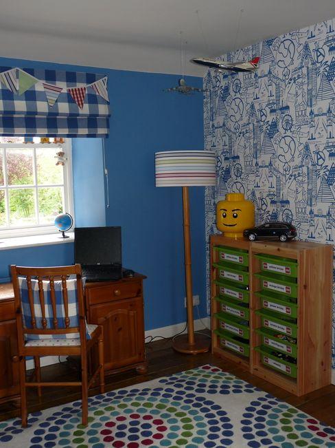 Children's Play Room Natalie Davies Interior Design Quarto infantil moderno